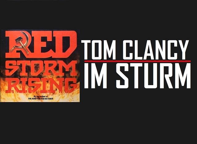 Clancy - Im Sturm - Logo