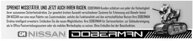 SR5 - Nissan Dobermann Werbung - Extrapuls 03-2076