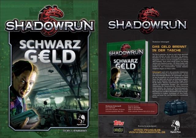 SR5 - Schwarzgeld - Cover Promo
