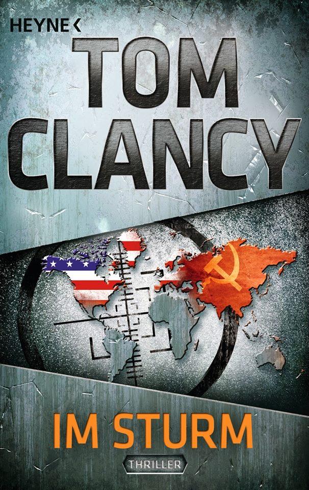 Tom Clancy - Im Sturm - Cover
