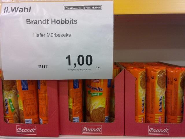 Bahlsen Brandt - Hobbits