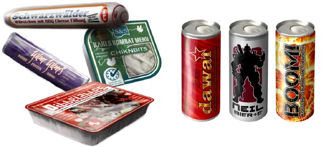 SR-Reiseführer- Brands