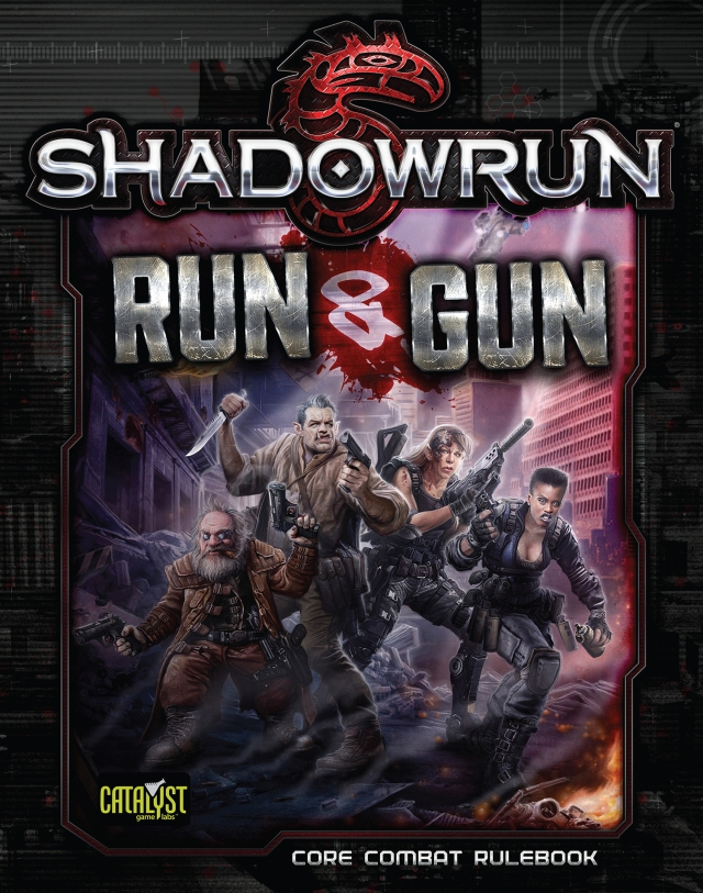 SR5 - Run and Gun Cover (US)