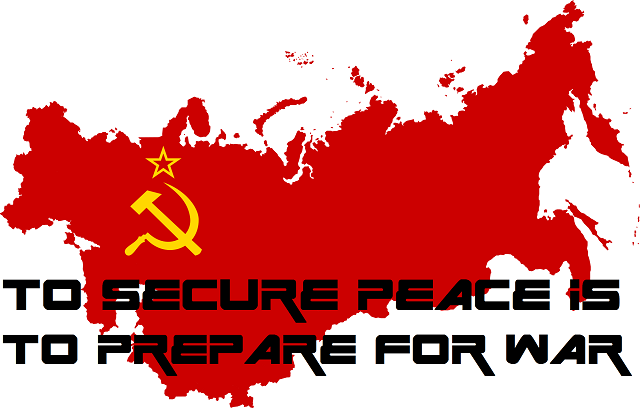 To secure peace - Logo