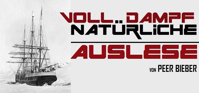 Voll Dampf - Natürliche Auslese - Logo