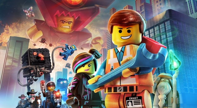 LEGO Movie Videogame Wallpaper