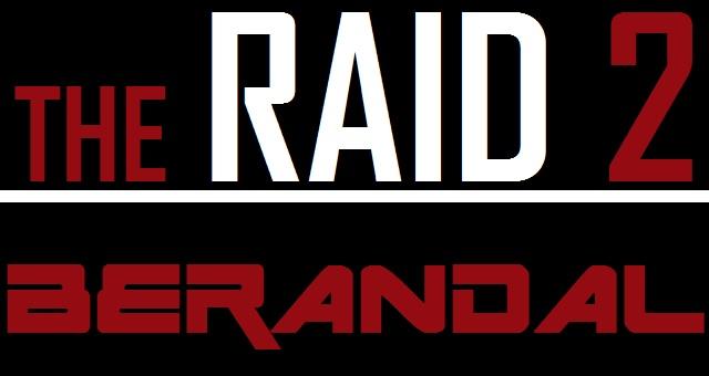 The Raid 2 - Berandal - Logo