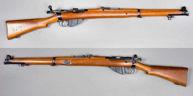 Voll Dampf - Lee-Enfield Mk1
