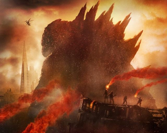 Godzilla (2014) - 02