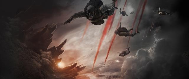 Godzilla (2014) - 03