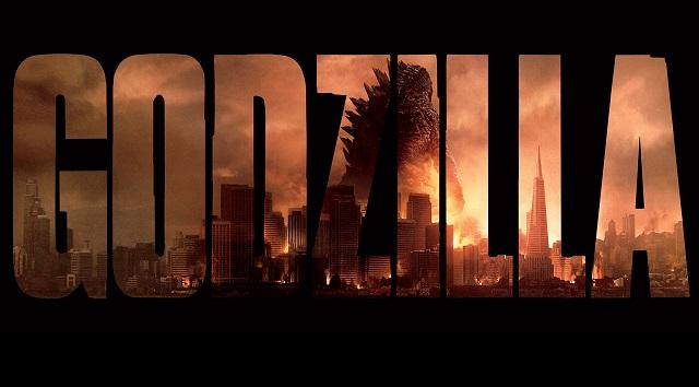 Godzilla (2014) - Logo