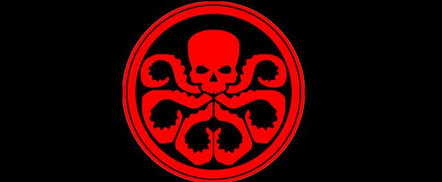 Hydra - Logo - black