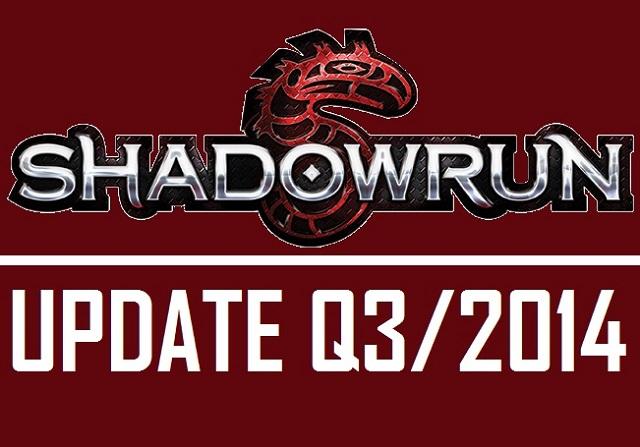 Shadowrun - Update Q3-2014 - Logo
