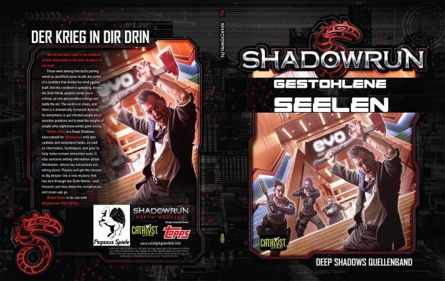 SR5 - Gestohlene Seelen - Mockup Cover