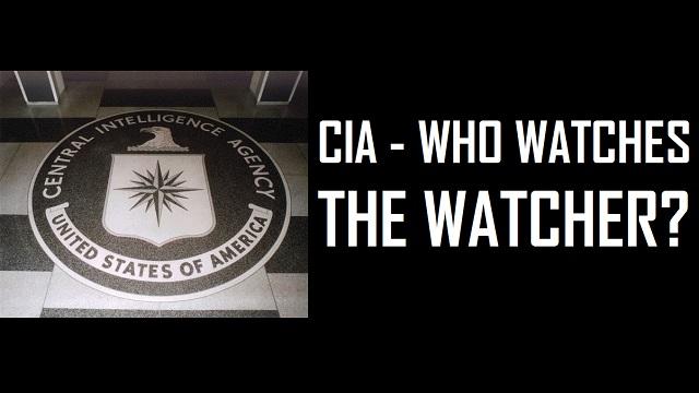 CIA - Watcher - Logo