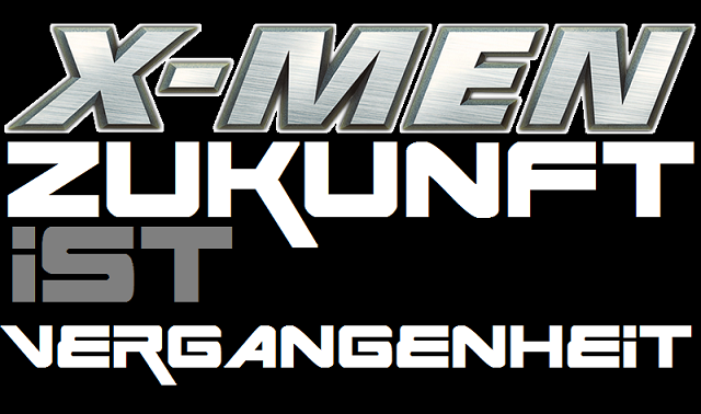 X-Men - Zukunft ist Vergangenheit - Logo
