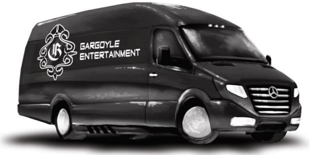 SR - Mercedes Citymog - Gargoyle Entertainment