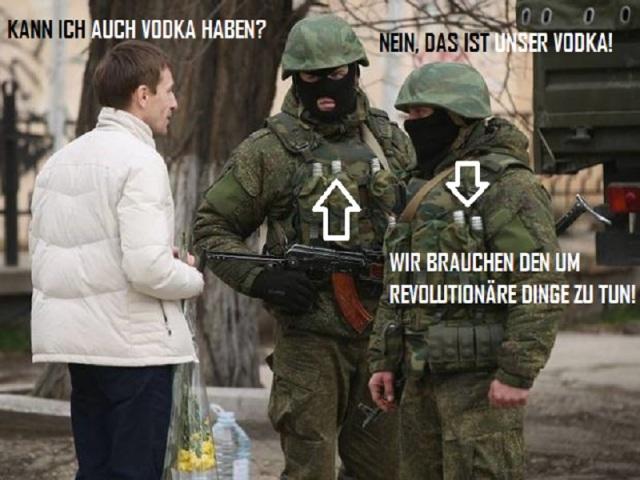 Revolutionäre Thüringer Truppen - Vodka