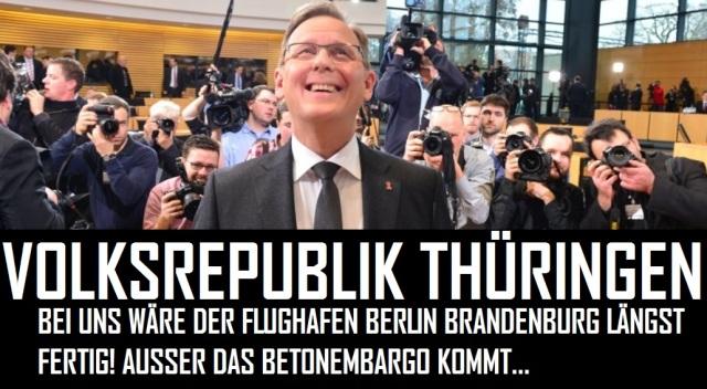 Volksrepublik Thüringen
