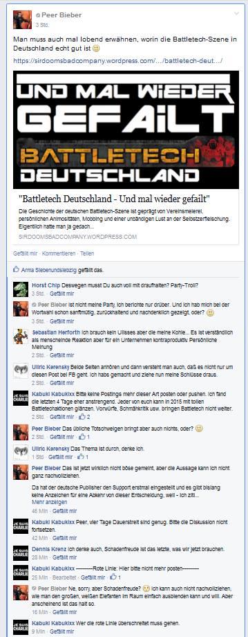 BT Deutschland Bann