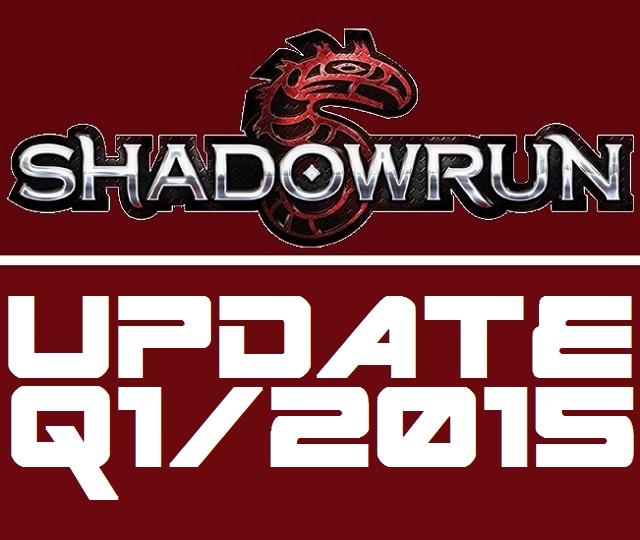 Shadowrun - Update Q1 - 2015 - Logo