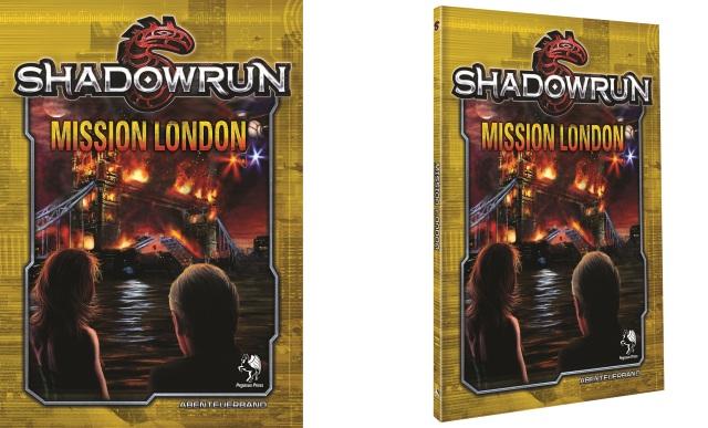 SR5 - Mission London - 2D3D Cover