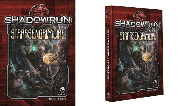 SR5 - Strassengrimoire -  2D3D Cover