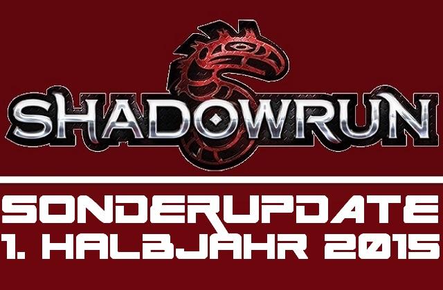 Shadowrun Sonderupdate - 1tes Halbjahr 2015 - Logo