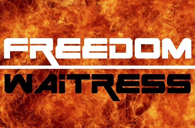 Freedom Waitress - Logo