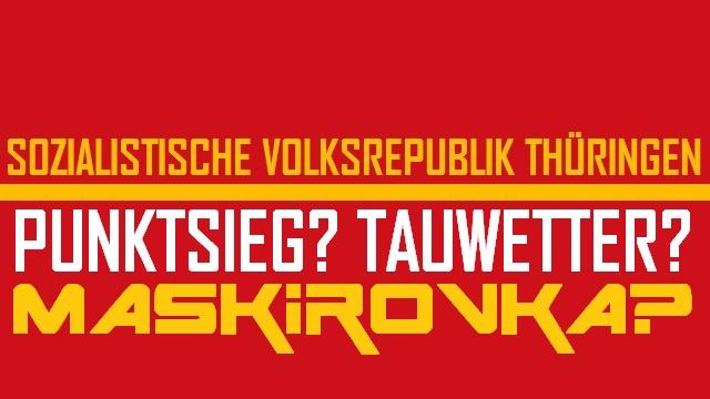 svrt - Punktsieg - Tauwetter - Maskirovka - logo