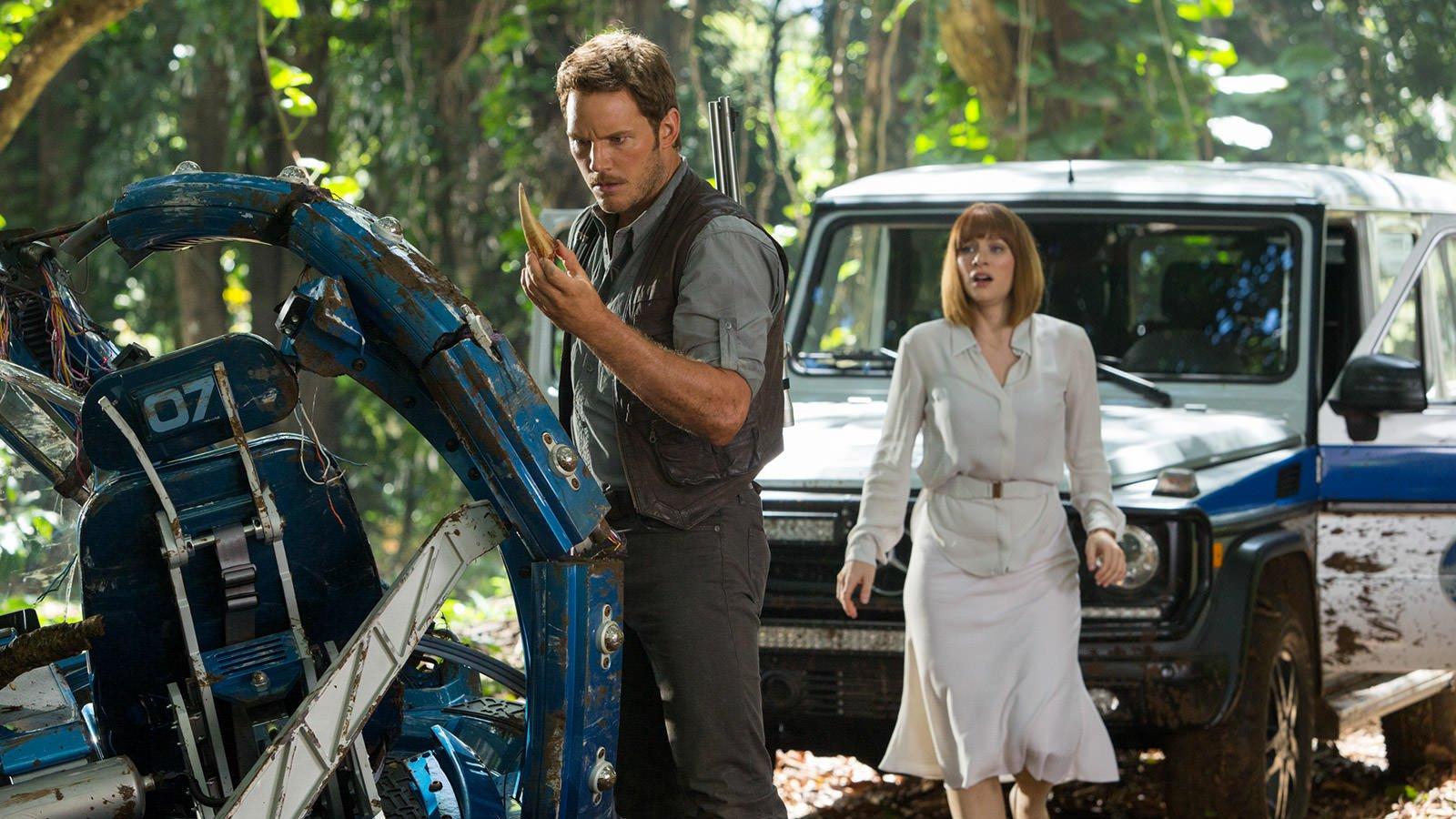 Jurassic World Von Colin Trevorrow