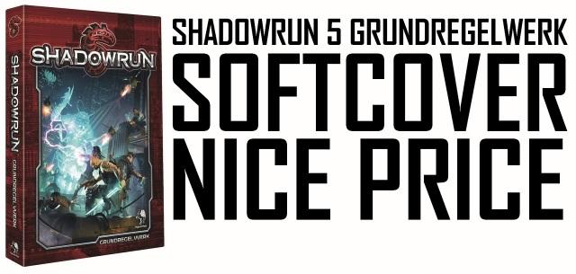 SR5 GRW Softcover - Werbebanner Nice Price