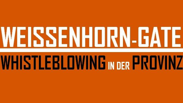 Weißenhorn-Gate - Logo