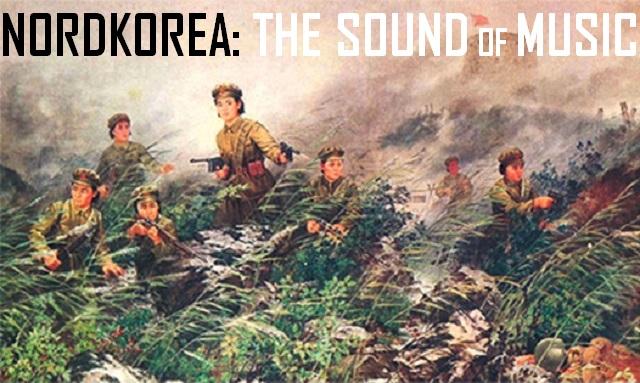 Nordkorea - The Sound of Music - Logo