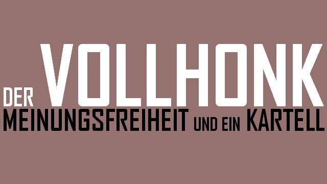 Der Vollhonk - Logo
