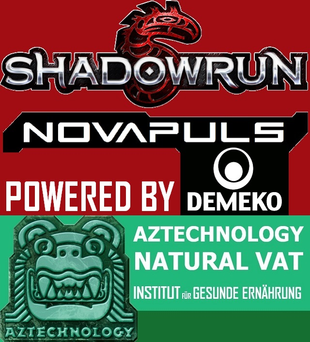 SR5 - Novapuls powered by Aztech - Natural Vat - Logo