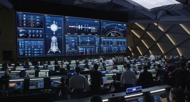TM - Mission Control NASA