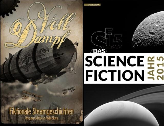 Volldampf - SF-Jahr 2015 - Cover Montage
