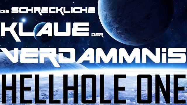 Hellhole One 01 - Klaue der Verdammnis - Logo Blog