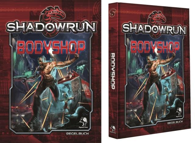 SR5 - Bodyshop Cover 2D3D
