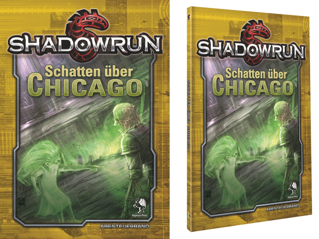 SR5 - Schatten über Chicago - Cover 2D3D