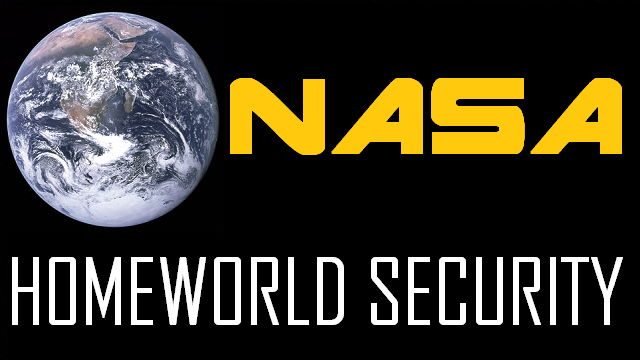 NASA - Homeworld Security - Logo