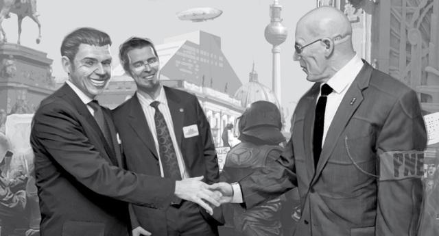 SR4 - Berliner Politiker by AAS