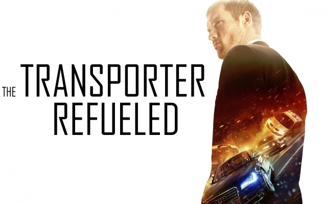 The Transporter Refueled - Logo