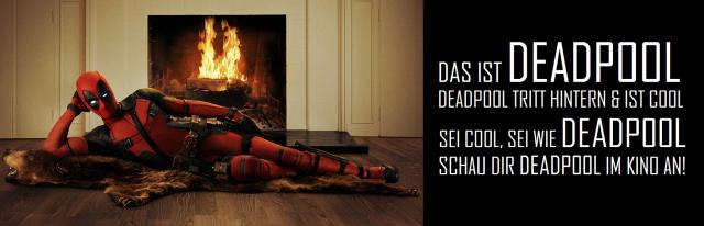 Deadpool - Sei wie Deadpool