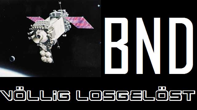 BND - Völlig Losgelöst - Logo