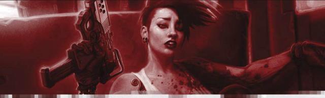 SR5 - Kreuzfeuer - Female Samurai