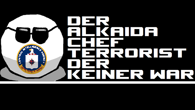Al-Kaida-Chef der keiner war - Logo