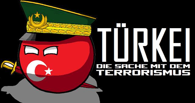 Türkei - Die Sache mit dem Terrorismus - Logo
