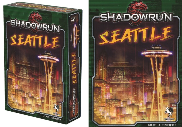 SR5 - Seattle Box - Cover 2D3D